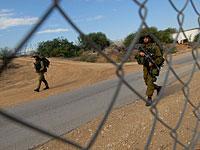 На границе с сектором Газы задержаны вооруженные нарушители