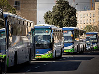 Из-за совпадения 9-го Ава с Ид аль-Адхой ожидается нехватка автобусов на иерусалимском направлении