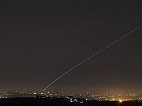 Юг Израиля подвергся ракетному обстрелу