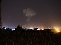 Палестинские СМИ: ЦАХАЛ нанес удар по сектору Газы