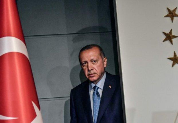У Эрдогана сообщили, что он будет обсуждать с Зеленским