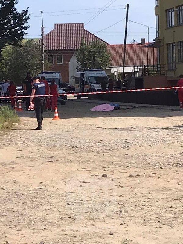 Под Ивано-Франковском судимый участник АТО совершил страшное преступление и самоубийство