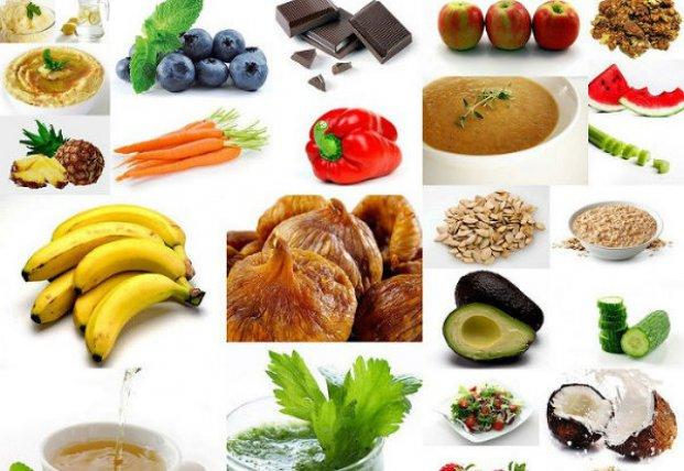 Какие продукты влияют на гормоны