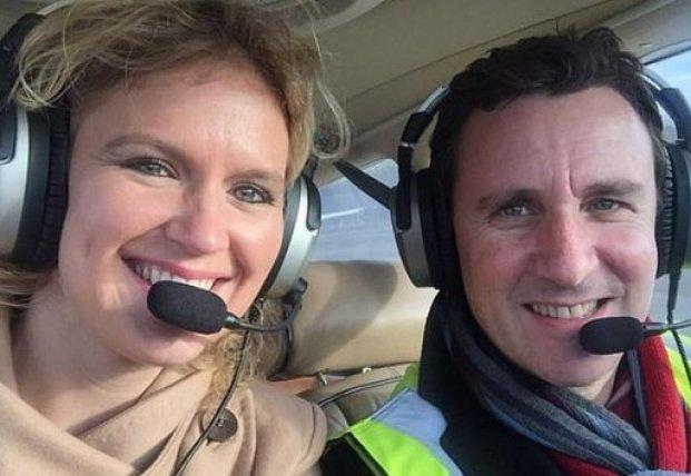 Разбился в авиакатастрофе знаменитый британский композитор, его жена и младенец