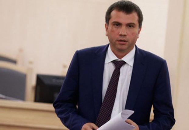 Генпрокуратура вручила подозрение главе Окружного админсуда