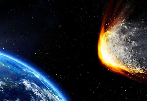 NASA предупредило о приближении к Земле двух крупных астероидов
