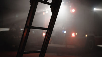 Пожар произошел в многоквартирном доме в Новокузнецке