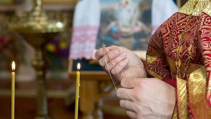 Священника отстранили от служения после крещения ребенка в Гатчине