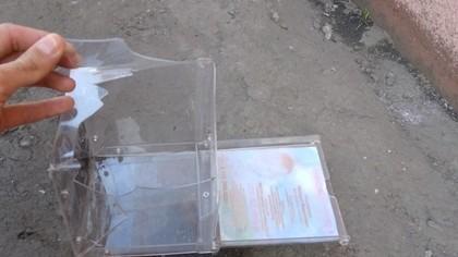 Ящик для пожертвований больным детям разграбили в Кузбассе