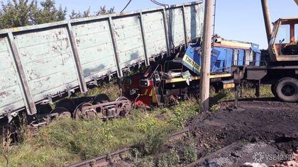 Появились новые подробности гибели людей при столкновении поездов в Кузбассе
