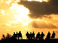 На границе сектора Газы проходит очередной