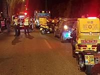 Пешеход погиб под колесами автобуса в Кирьят-Ате