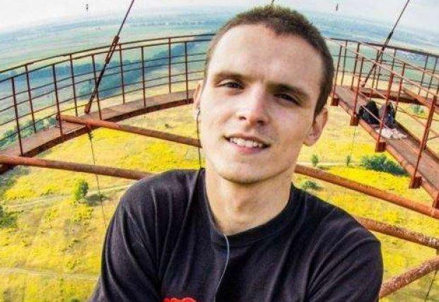 В Киеве охранники недостроенной высотки избили и ограбили известного руфера (фото)