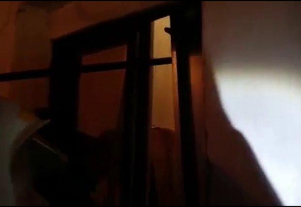 На Днепропетровщине  рухнул лифт в многоэтажке (видео)