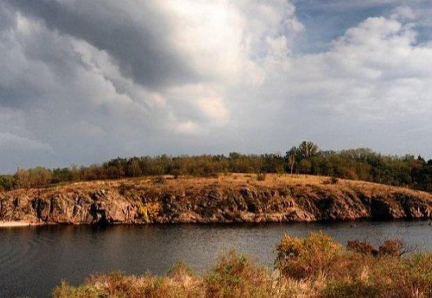 На Хортице нашли руины святилища, которому почти 5000 лет