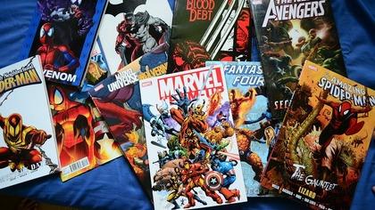 Интерес россиян к комиксам вырос на треть