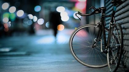 Кемеровчанка просит помощи в поисках украденного велосипеда