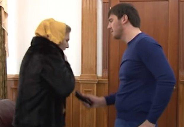 Племянник Кадырова электрошокером выбивал из людей признания (видео)