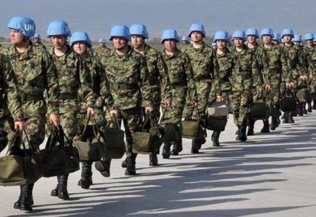 В Кремле заявили, что Украина не обращалась к РФ о размещении миротворцев