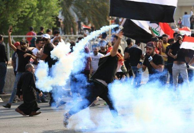 Ирак взорвали массовые протесты: погибли 65 человек