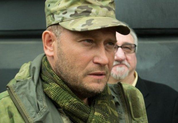 «Ви - тимчасова влада»: Дмитро Ярош звернувся до Зеленського з відвертою заявою