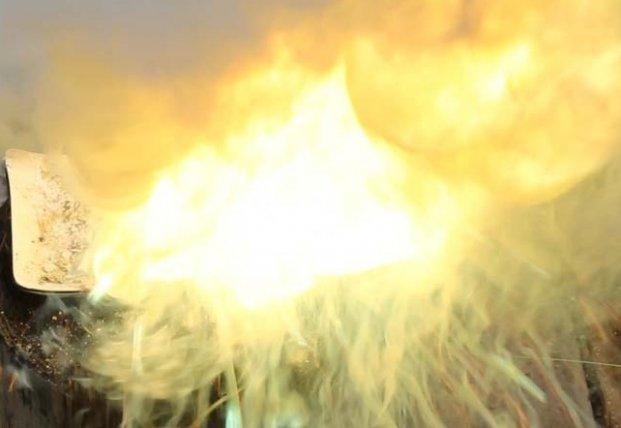 Бывший учитель химии устроил взрыв в Херсонской области