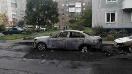 Кузбассовец пообещал 150 000 рублей свидетелям поджога авто