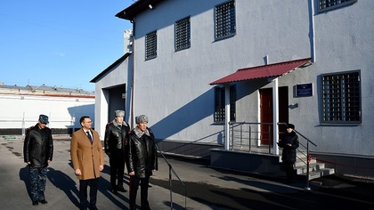 Новый изолятор временного содержания открылся в Новокузнецке