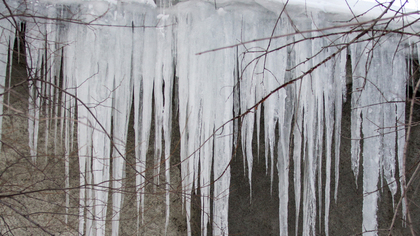 Температура на неделе в Кузбассе будет колебаться от +2 до -27ºС
