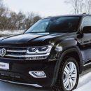 Кемеровчане могут сэкономить до полумиллиона рублей при покупке Volkswagen Teramont
