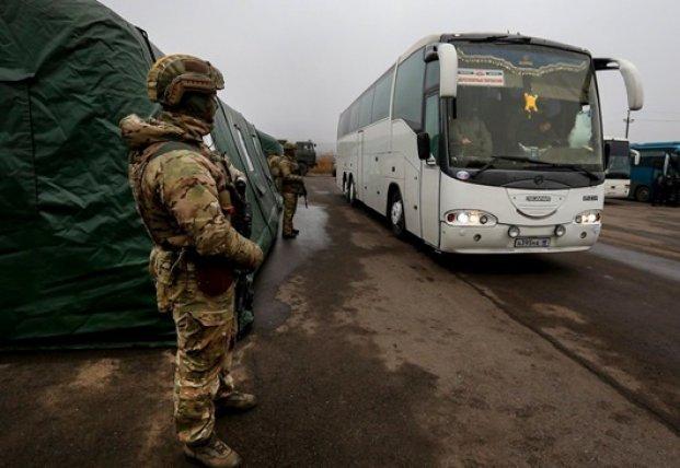 Кого, кроме экс-беркутовцев, передала Украина в
