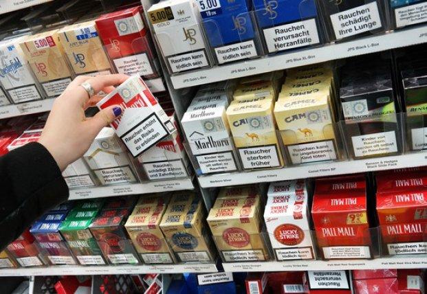Сигареты за 100 грн: украинцам приготовили новый