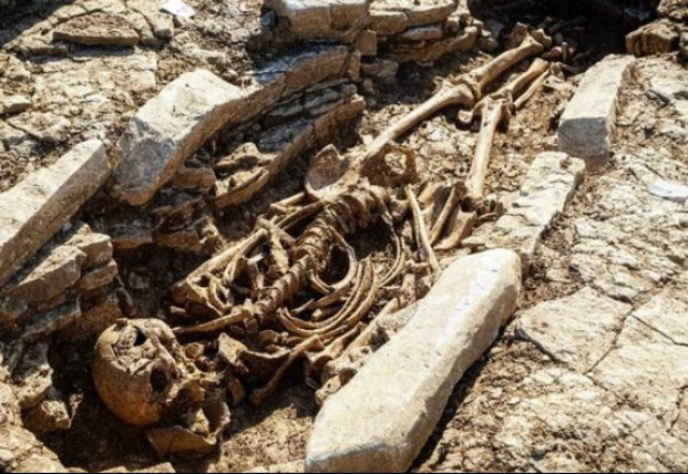 В Англии обнаружены более 50 захоронений времен Римской империи