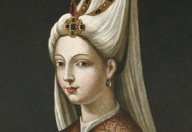 Как выглядела дочь легендарной Роксоланы (фото)
