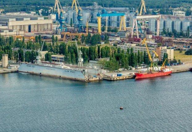 Суд арестовал имущество Николаевского судостроительного завода