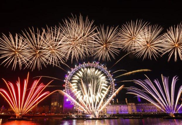 Как встречали Новый Год в разных уголках Земли (фото)