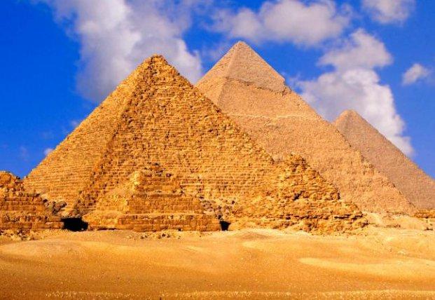 Археологи раскрыли загадка строительства пирамиды Хеопса