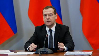 Путин подписал указ о размере зарплаты Медведева на новой должности