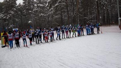 192 лыжника приняли участие в