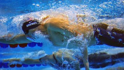 Три российских пловца стали медалистами в Серии чемпионов в Китае