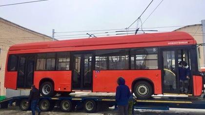 Власти Новокузнецка рассказали о новых городских электробусах