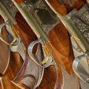 Кузбассовец отдал полиции полученное в наследство оружие