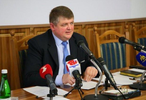 Зеленский назначил временного главу Ивано-Франковской ОГА