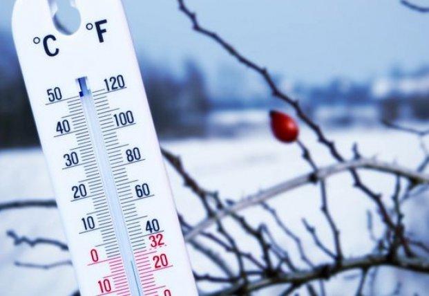 В Украине продолжается похолодание: в некоторых областях объявлен третий уровень опасности