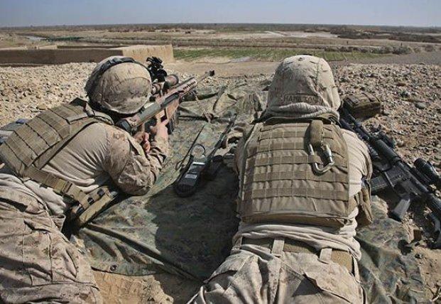 США объявили о полном выводе войск из Афганистана