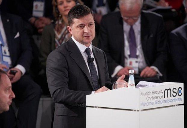Зеленский предложил ОРДЛО контроль границы