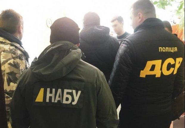 На Закарпатье на взятке задержали главу районного суда (фото)