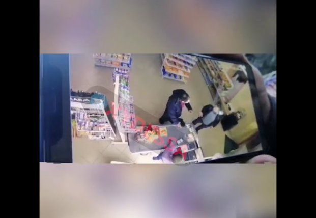 В Одессе произошла поножовщина в супермаркете (видео)