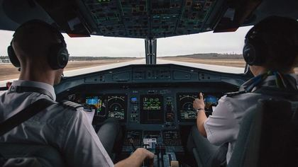 Драка пилотов стала причиной задержки рейса из Парижа в Москву