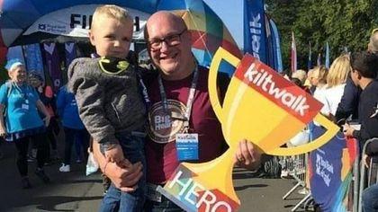 Шотландец спас себе жизнь благодаря попытке самоубийства
